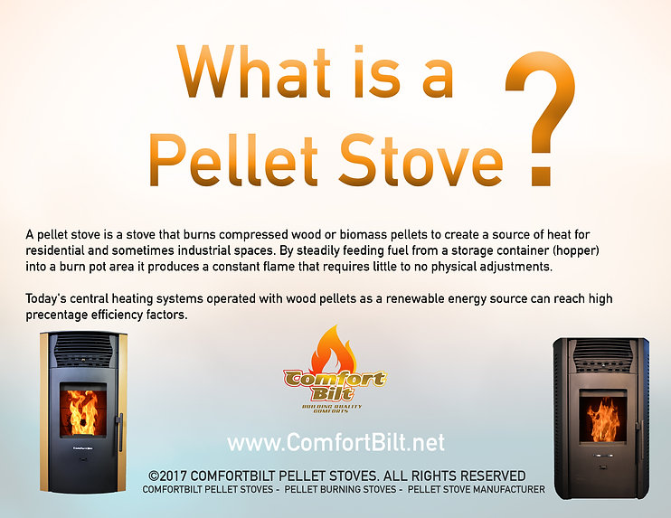 What is pellet Stove