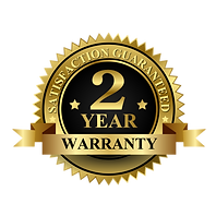 Pellet Stoves 2 years warranty