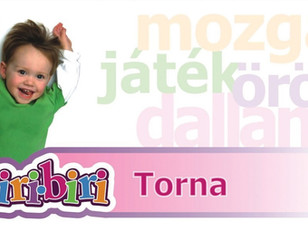 CsiriBiri Torna indul hétvégenként