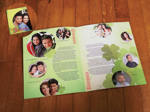 Coral pictures Brochure