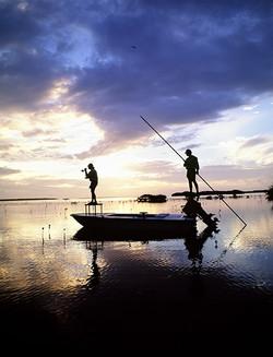Fly fishing Men's Journal Mag