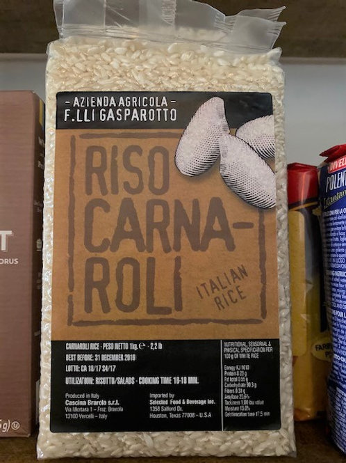 "Carnaroli Risotto ""Casina Brarola"""