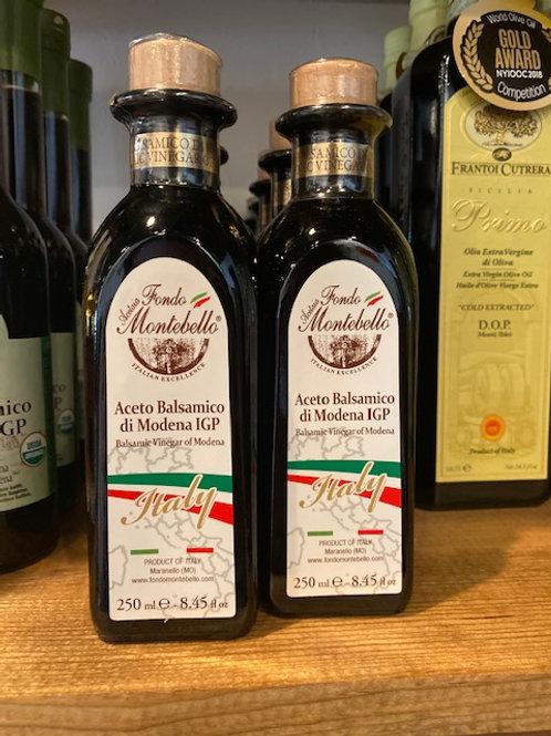 Fondo Montebello, Balsamic Vinegar