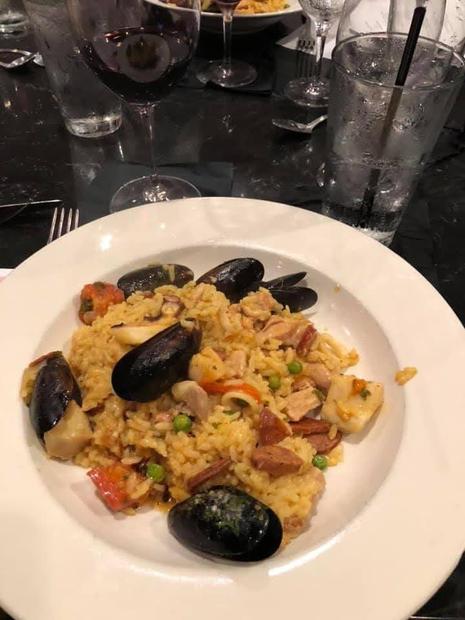 Spainish Dinner with Chef Rene Fernandez