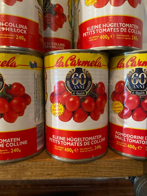 La Carmela, Cherry Tomatoes in Sauce