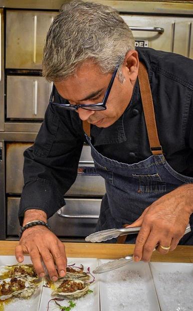 Chef Vijay Sadhu