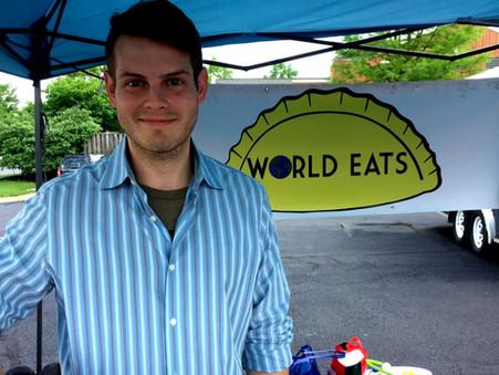 WORLD EATS (EMPANADAS)