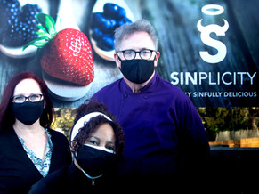 SINPLICITY CATERING (FLAVORED POPCORN & MORE)