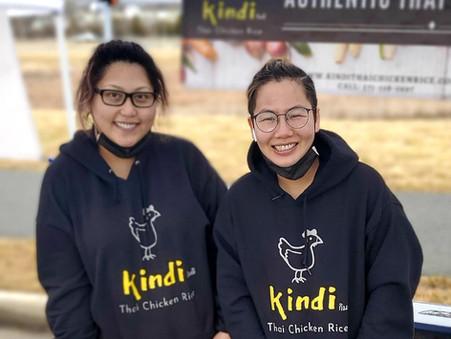 KINDI (THAI CHICKEN RICE PREPARED MEALS)