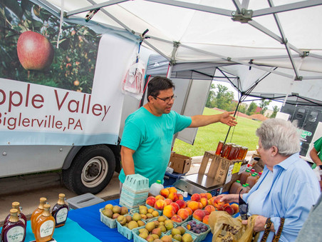APPLE VALLEY (LOCALLY GROWN FRUITS & PRODUCE)