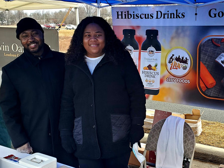 1LUVFOODS (HIBISCUS DRINKS & GOURMET SPICES)