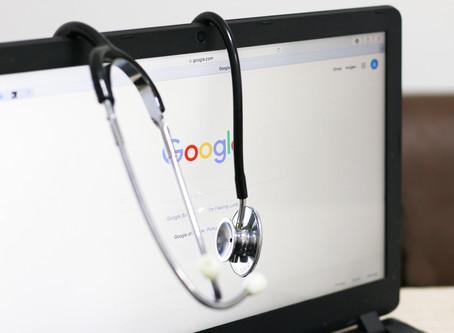 Quando se trata de saúde: NÃO pergunte ao Google
