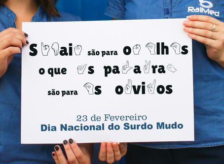 Dia Nacional do Surdo-mudo: A expressão 'surdo-mudo' é correta?