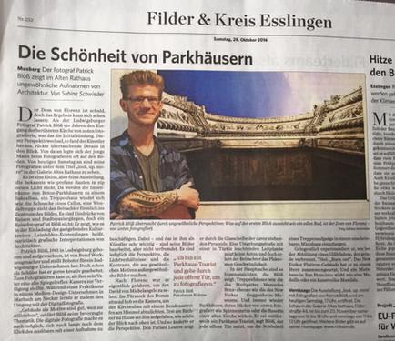 Artikel aus der Stuttgarter Zeitung