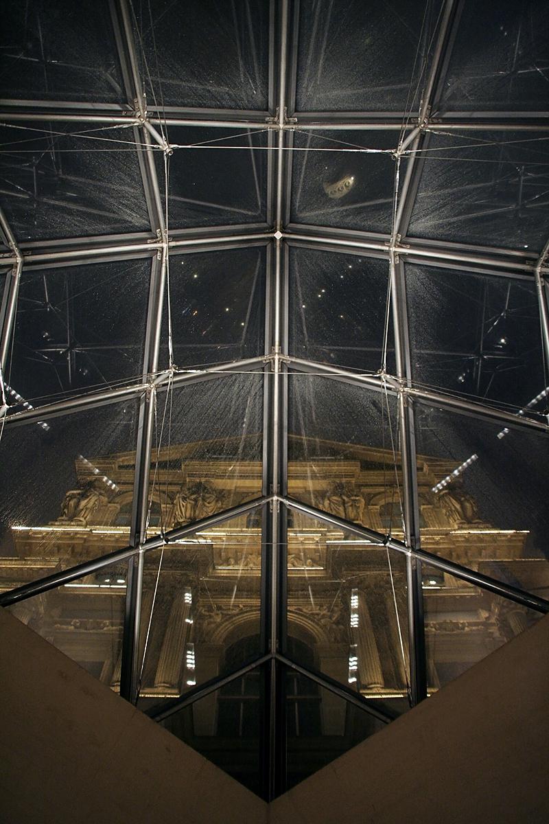 glaspyramide