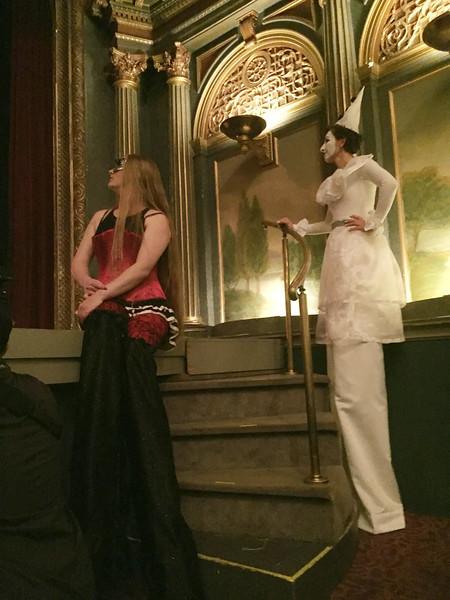 Amber Hunter and Karis DeLong