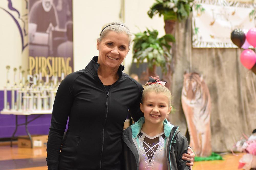 Rylie Ward, Flip Zone Gymnastics, Level 7