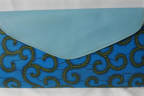 Blue Ivy Clutch