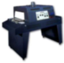 Shrink Master Stand-Alone Heat Tunnel Shrink Wrapping System