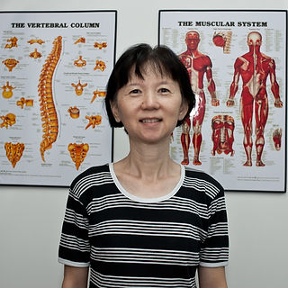 Ark Chiropractic fusionopolis one-north buona vista Testimonial spine corrected posture relief improved quality of life reduce joint muscle pain stiffness increase flexibility neck aches migraine low back pain no medication Dr Daniel Tiong Wee Tan