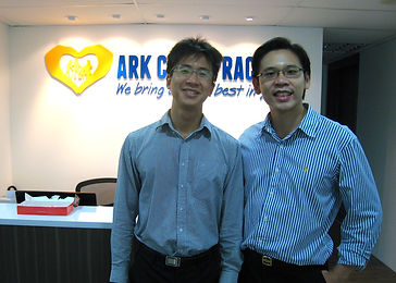 Ark Chiropractic fusionopolis one-north buona vista Testimonial spine corrected posture relief improved marathon exercise performance reduce joint muscle pain stiffness scoliosis chest aches low back pain stress fracture Dr Daniel Tiong Wee Tan