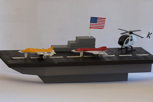 Aircraft Carrier Assembly Kit