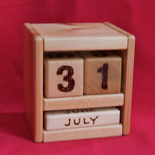 Calendar Assembly Kit