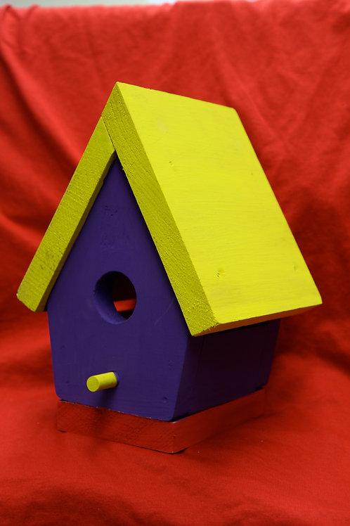 Bird House Assembly Kit
