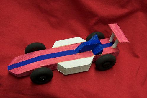 Race Car Assembly Kit