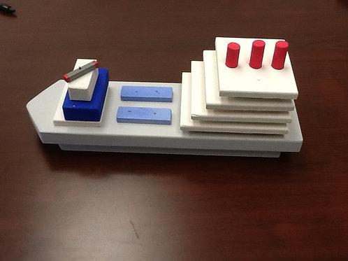Cruise Ship Assembly Kit