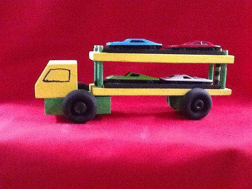 Semi Truck Car Carrier Assembly Kit