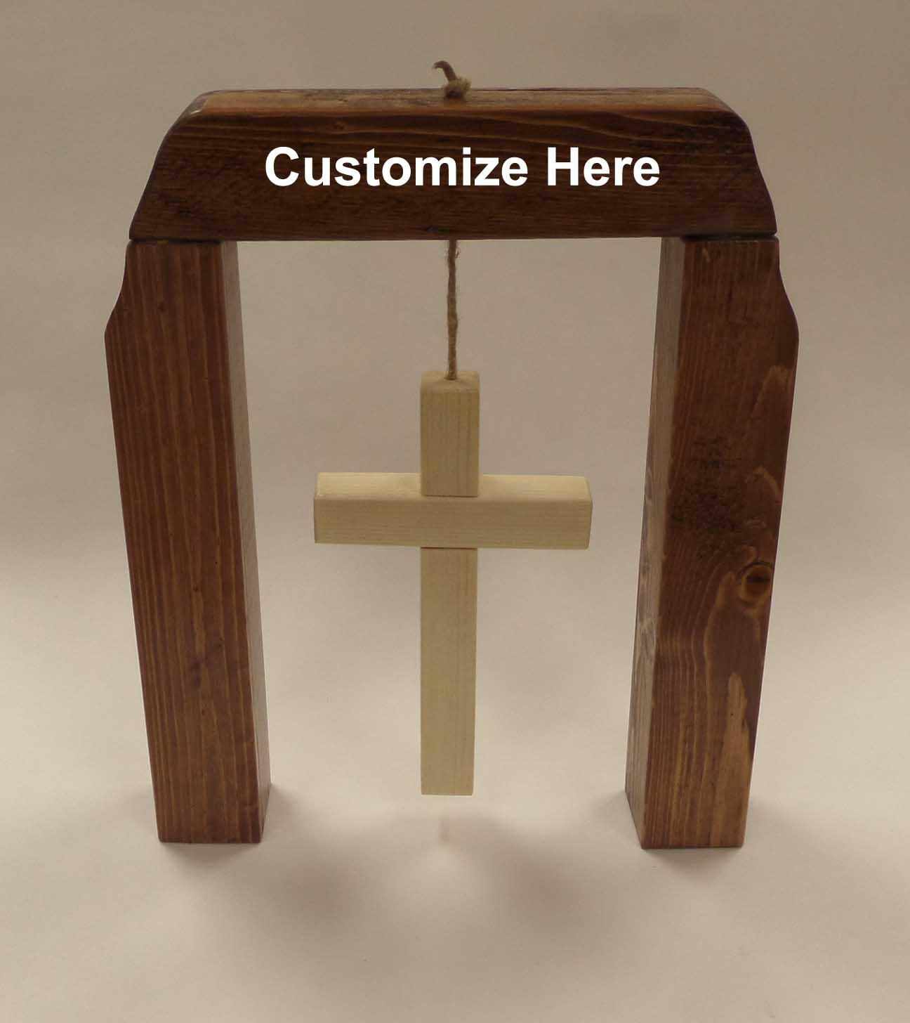 Cross On Arch