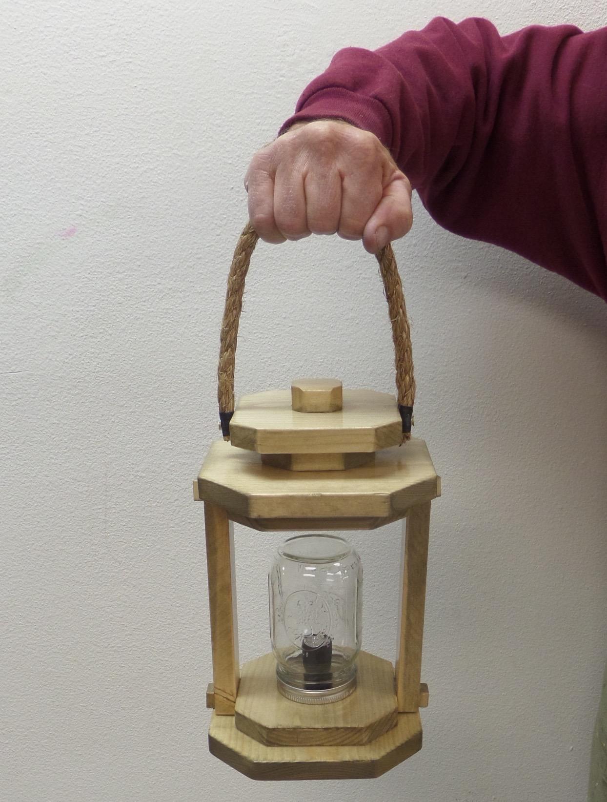 Hand Held Lamp