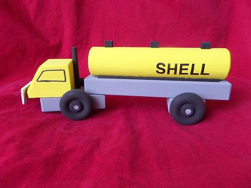 Gas Tanker Assembly Kit