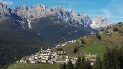 Comelico mit Dolomiten