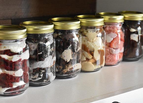 Cookies & Cream Cake Jar