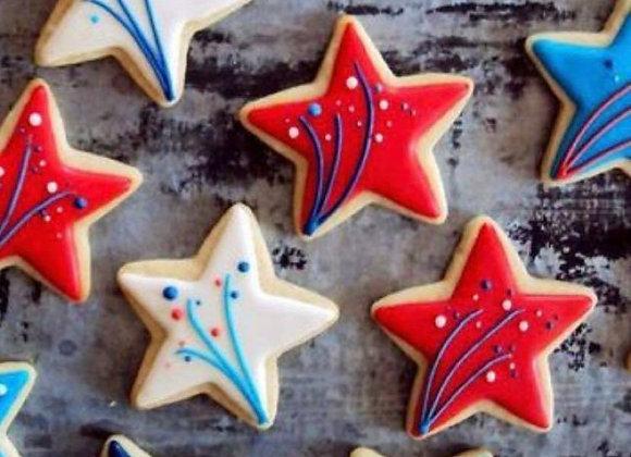 Mini Star Cookie Set