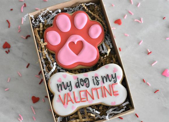 Dog Cookie Set