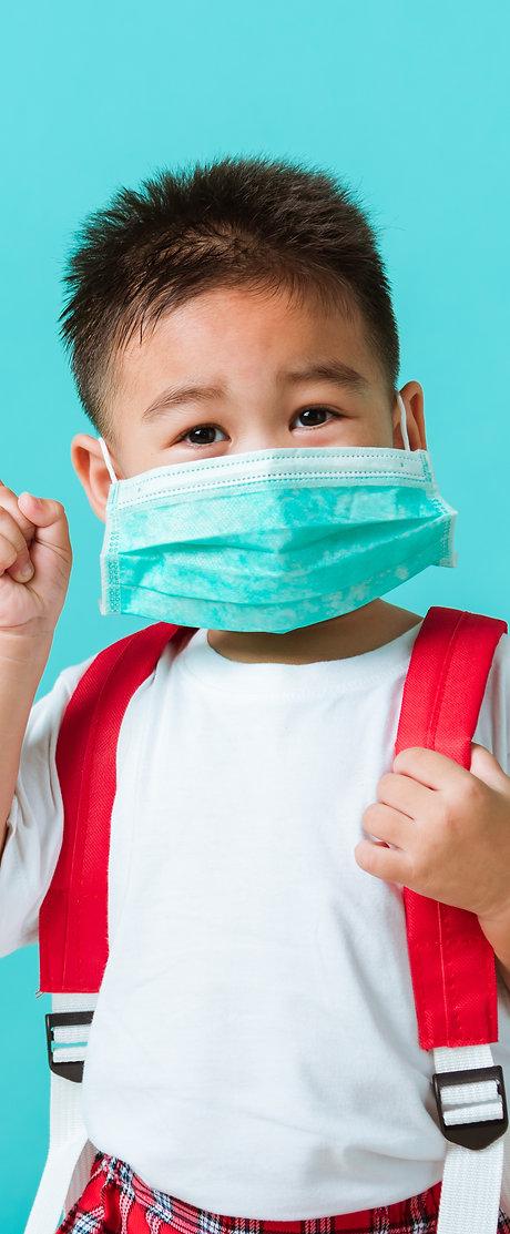 Back to school coronavirus Covid-19 educ