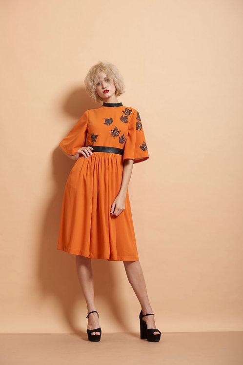 Maple Leaves Dress