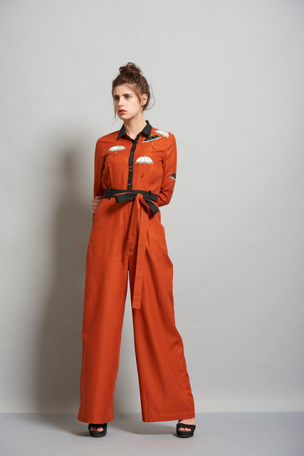 Umbrella Jumpsuit