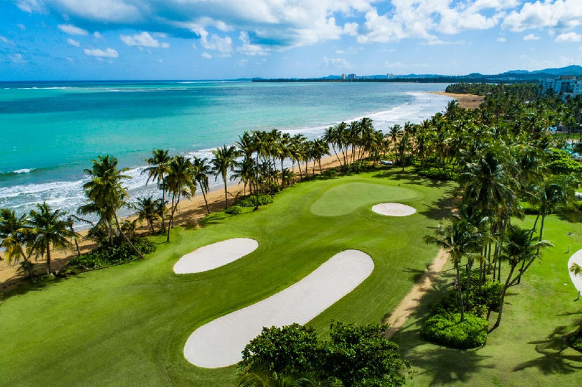 Spend time on our Ernie Els designed golf course.