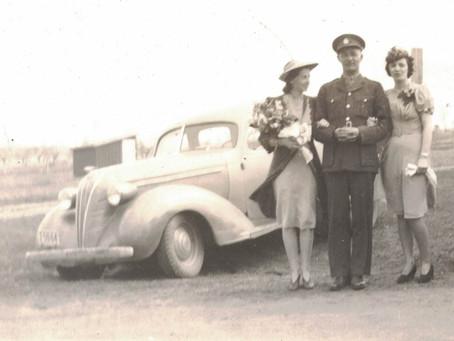 May 3, 1941 Wedding Day