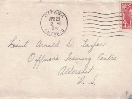 April 20, '41 The Seigniory Club*