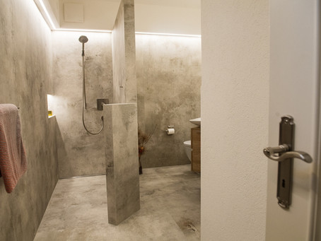 Ein Bad in dem sich Ihre Gäste wohlfühlen
