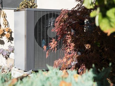 Heizungsersatz durch Luft-Wasser-Wärmepumpe