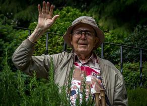 Wir nehmen Abschied von                                  Anton Bachmann-Petermann