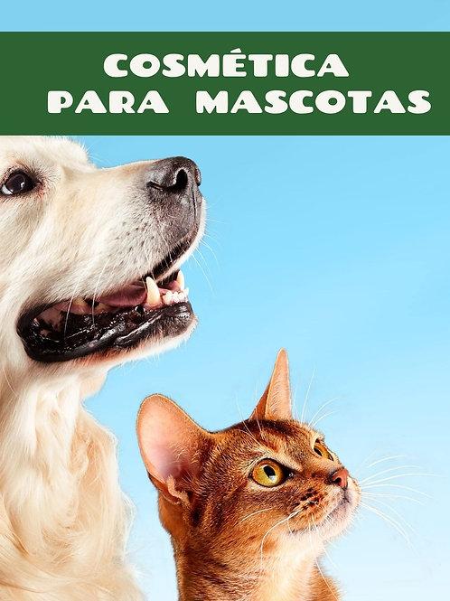 Libro Digital cosmética natural para mascotas
