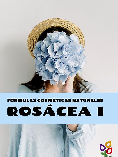 Libro Digital cosmética Natural para Rosácea