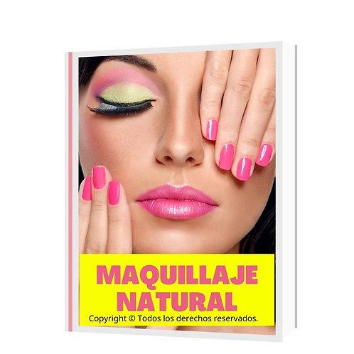 EBOOK FABRICACION DE MAQUILLAJE NATURAL